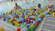 Kinderzwembad wordt in krokusvakantie omgetoverd tot ballenbad