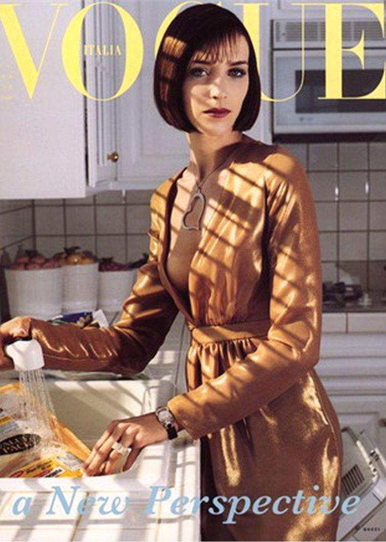 In 2012 siert Hannelore de cover van Vogue Japan, twaalf jaar eerder Vogue Italia.
