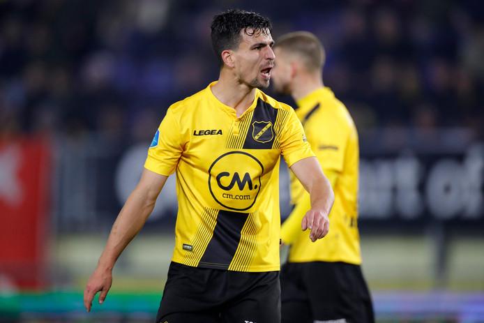 Gianluca Nijholt doet een beroep op de steun van de fans.