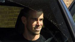 Daar is de verlosser: Gareth Bale in Londen om terugkeer naar Tottenham af te ronden