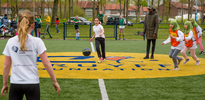 Cruyff Courts 6 vs 6 kampioenschap Hoge Vucht.