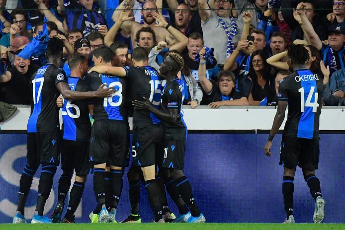 Bruges a validé son ticket pour la phase de groupes de la Ligue des Champions. Le Club rejoint Genk et la Belgique pourra compter sur deux représentants. Une première depuis la saison 2005-2006.