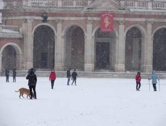 Historisch kouderecord (-35,8°) gemeten in Spanje: tot 50 cm sneeuw op komst in Madrid