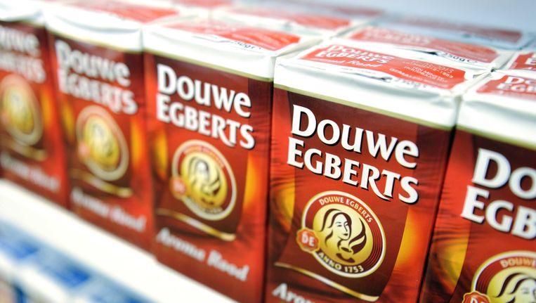 Door de fusie ontstaat een koffieproducent met een jaaromzet van ruim 7 milard dollar (5 miljard euro). Beeld anp