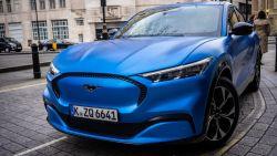 Fords lanceert eerste elektrische Mustang Mach-E