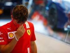 Avertissement pour Charles Leclerc après son voyage à Monaco entre les deux Grand Prix en Autriche