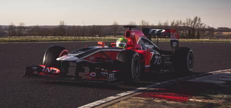 Voormalige Formule 1 auto als tweedehandsje te koop