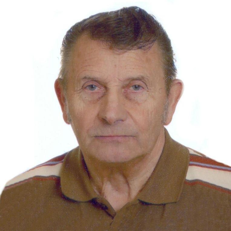 Slachtoffer Raymond Goossens.