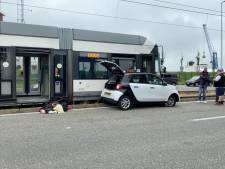 Gezin betrokken bij ongeval met kusttram: één kind met MUG-heli overgebracht naar ziekenhuis