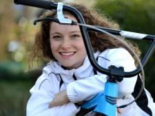 Judy Baauw start jaar op BMX in Verona