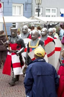 Hanzefeesten Doesburg luidt noodklok vanwege vele veiligheidsregeltjes