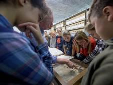 Kinderen duiken in de historie van Oldenzaal