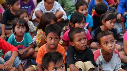 Unicef zoekt 23 miljoen euro voor kinderen in Sulawesi en Lombok