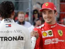 Quatrième pole consécutive pour Charles Leclerc au GP de Russie