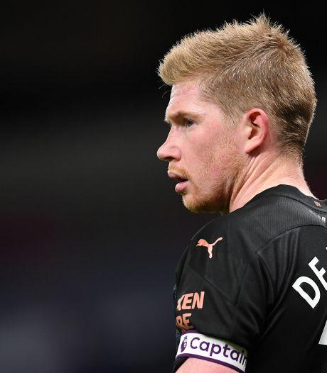 De Bruyne over afgekeurde goal City: 'Ik snap de regels niet meer'