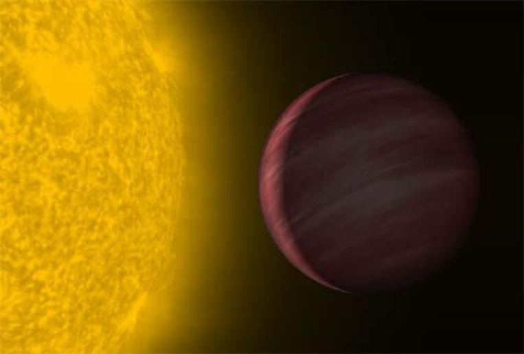 Exoplaneet Beeld
