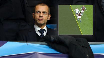 "UEFA-baas haalt stevig uit naar VAR: ""Heb je een grote neus, dan sta je buitenspel"""