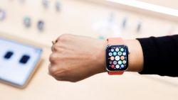 Gebruikers Apple Pay te beroven via hun horloge