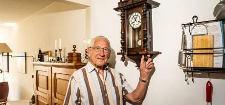 Deze klok maakte de Slag om Arnhem mee, maar heeft vooral emotionele waarde