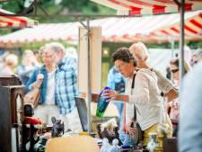Honderden bezoekers op brocantemarkt Wijchen