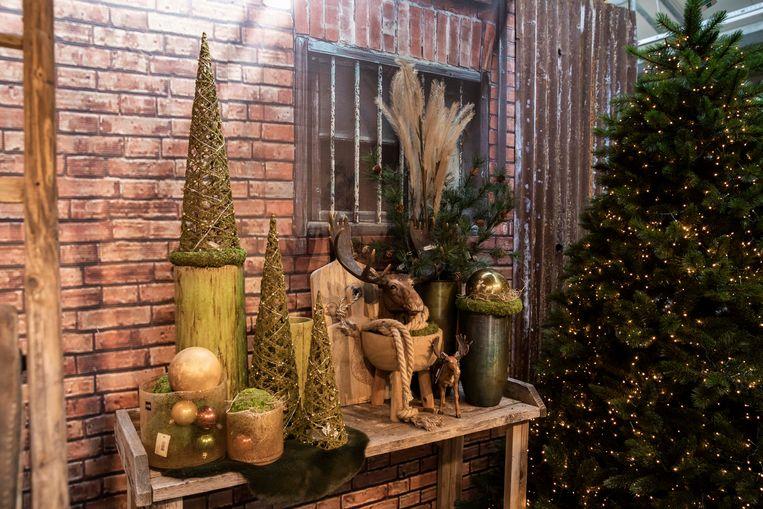 De eerste kerstcollectie in Floralux.