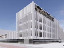 Fraunhofer beoogde parel Enschedese Kennispark,  maar nieuwbouw op losse schroeven