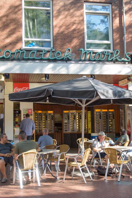 Oprichter Automatiek Marks in Eindhoven was geen nukkige slager