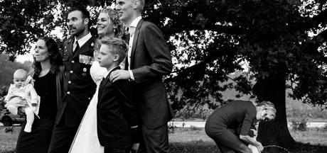 Hilarische bruidsfoto wint prestigieuze prijs