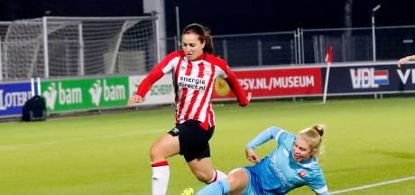 Voetbalsters PSV komen pas in actie als het kalf al bijna verdronken is