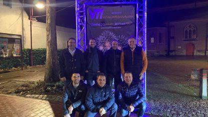 Merendreese middenstanders organiseren tiende nieuwjaarsvuurwerk