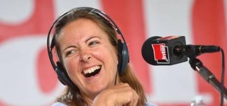 """Charline Vanhoenacker taclée par un patron de radio: """"Les humoristes pas drôles, ça existe"""""""