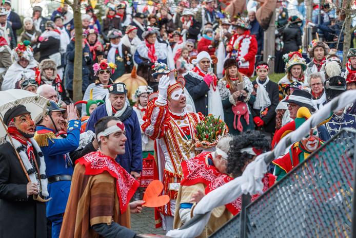 De Bergse Vastenavend is uniek genoeg om als immaterieel cultureel erfgoed te kunnen gelden, zelfs bij Unesco, vindt wethouder Evert Weys.