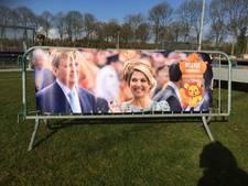 Oranjevereniging Kerkwijk, Bruchem, Delwijnen in jubileumjaar opgeheven