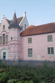 Verbouwing van Roze Kasteel  gaat nog voor de winter van start