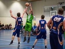 Basketballers Tantalus pakken koppositie