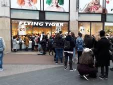 Flying Tiger stunt: vier dagen lang alles voor maximaal twee euro