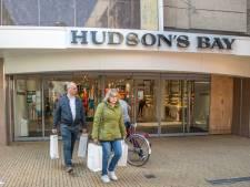 Winkeliers vrezen gapend gat na vertrekt Hudson's Bay uit Zwolle: 'Het wordt wel erg leeg hier'
