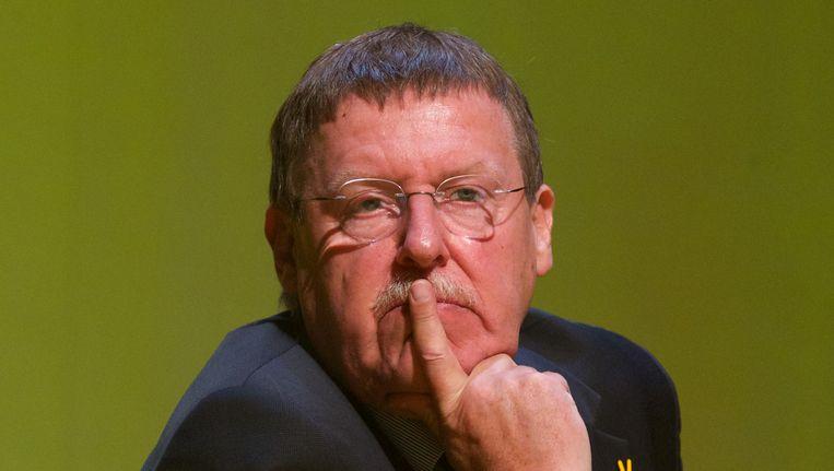 N-VA rekent in Oost-Vlaanderen op lijsttrekker Siegfried Bracke.