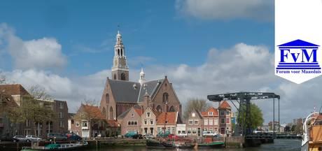 Forum voor Den Haag mag niet, Forum voor Maassluis juist wél