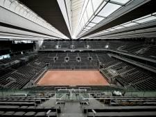 Jauge réduite, mais jusqu'à 11.500 spectateurs: Roland-Garros sauve les meubles
