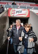 """,,Ik besloot dat ik voor PSV was, om mijn vader te plagen. Maar toen zij wonnen, kreeg ik voorgoed een rood-wit hart."""""""