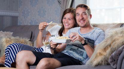 """""""Mijn vrouw slaapt, ik kijk tv"""""""