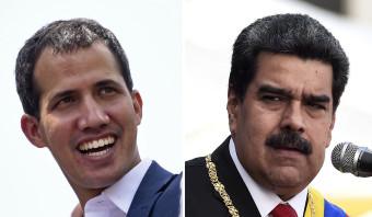 Onderhandelaars Guaidó en Maduro bespreken situatie Venezuela in Oslo
