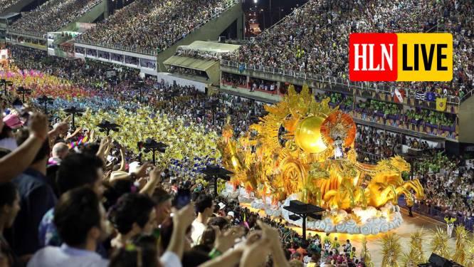 LIVE. Gemiddeld aantal nieuwe overlijdens daalt 9 procent in België - Frankrijk voert PCR-test voor Europese reizigers in - Carnaval Rio uitgesteld tot 2022