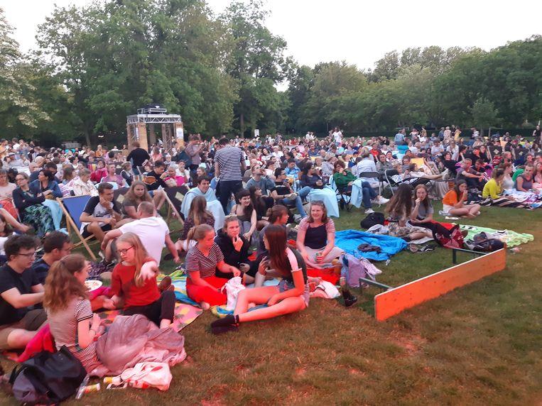 Zomer in het Park lokte dit jaar achtduizend bezoekers naar het Lierse stadspark.