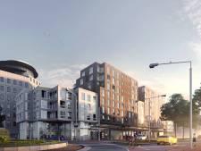 Bouw van appartementencomplex aan de Spuiboulevard weer vertraagd