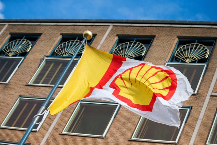 Het hoofdkantoor van Shell in Den Haag