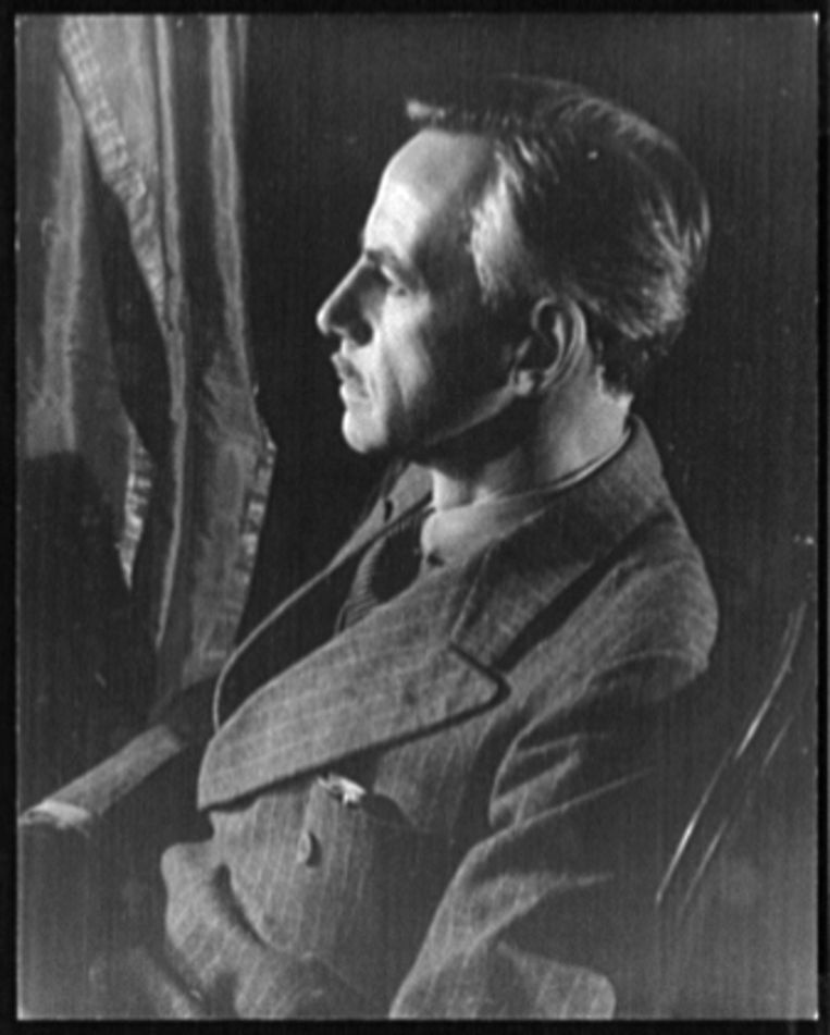 Eugene O'Neill Beeld null