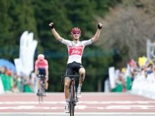 Bauke Mollema bekroont super najaar met zege in Japan Cup