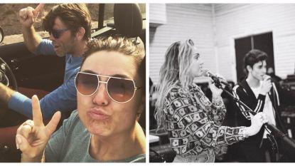 SHOWBITS. Evi Hanssen verlangt naar het weekend en Miley Cyrus oefent alvast een duetje in